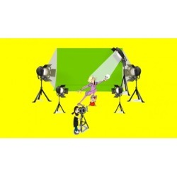 Video Production Magic: Green Screen & Chroma Key with Ease