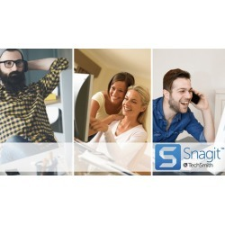 SNAGIT: Pro screen capture, edit and share your screen video