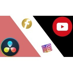 Learn Davinci resolve for Youtube and social media videos