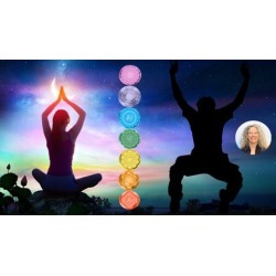 Your Ultimate Guide To Transform Life Through Your Chakras found on Bargain Bro from Udemy for USD $72.19