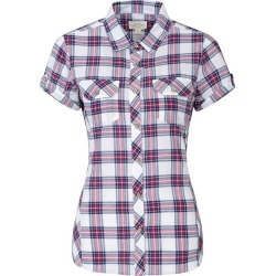 Holiday Womens Cotton Shirt - Red found on MODAPINS from Mountain Warehouse for USD $20.69