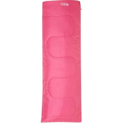 Basecamp 200 Mini Sleeping Bag - Pink found on Bargain Bro UK from Mountain Warehouse
