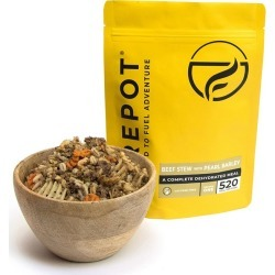 Firepot Beef Stew with Pearl Barley - 110g - ONE