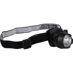 Mini Head Torch 1 LED - Black found on Bargain Bro UK from Mountain Warehouse