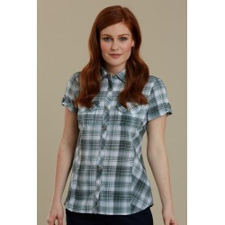 Holiday Womens Cotton Shirt - Green found on MODAPINS from Mountain Warehouse for USD $20.69