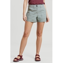 Coast Womens Shorty Shorts - Green found on MODAPINS from Mountain Warehouse US for USD $14.99