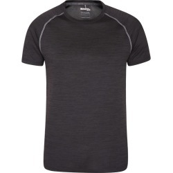 Exalt Reflect Mens Tee - Black