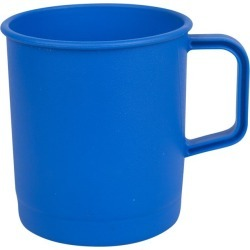 Camping Mug - Blue found on Bargain Bro UK from Mountain Warehouse