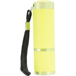Fun 9 LED Gift Torch - Green found on Bargain Bro UK from Mountain Warehouse