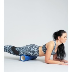 Large Foam Roller - Blue found on Bargain Bro UK from Mountain Warehouse