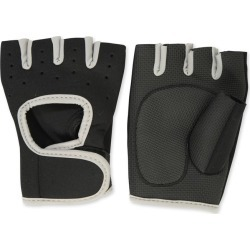 Contrast Training Gloves - Black found on Bargain Bro UK from Mountain Warehouse