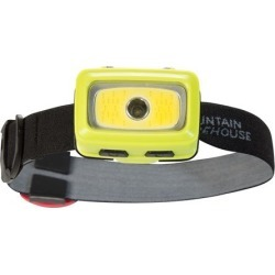 Extreme COB LED Head Torch - Yellow found on Bargain Bro UK from Mountain Warehouse