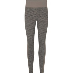 Bend and Stretch Panelled Womens Leggings - Green found on Bargain Bro UK from Mountain Warehouse