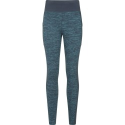 Bend and Stretch Panelled Womens Leggings - Blue found on Bargain Bro UK from Mountain Warehouse