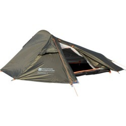 Backpacker 3 Man Tent - Green found on Bargain Bro UK from Mountain Warehouse