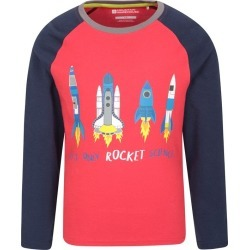 Rocket Science Kids Top - Red found on Bargain Bro UK from Mountain Warehouse