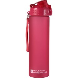 BPA Free Push Lid Bottle - 700ml - Red found on Bargain Bro UK from Mountain Warehouse