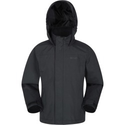 Orbit Kids Waterproof Jacket - Black found on Bargain Bro UK from Mountain Warehouse