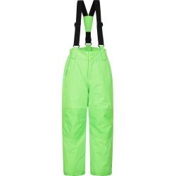 Raptor Kids Snow Pants - Green