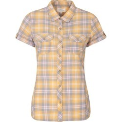 Holiday Womens Cotton Shirt - Yellow found on MODAPINS from Mountain Warehouse US for USD $9.99