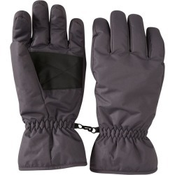 Mens Ski Gloves - Grey found on Bargain Bro UK from Mountain Warehouse