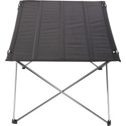 Lightweight Folding Table - Black found on Bargain Bro UK from Mountain Warehouse