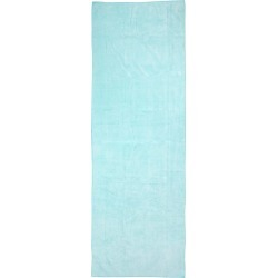 Yoga Mat Towel - Green found on Bargain Bro UK from Mountain Warehouse