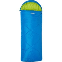 Summit Mini Square Sleeping Bag - Blue found on Bargain Bro UK from Mountain Warehouse