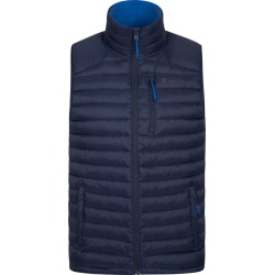 Henry II Down Padded Extreme Mens Gilet - Navy