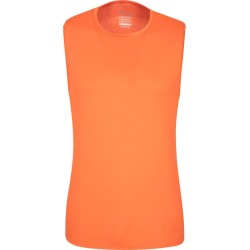 Endurance Mens Tank Top - Orange found on Bargain Bro UK from Mountain Warehouse