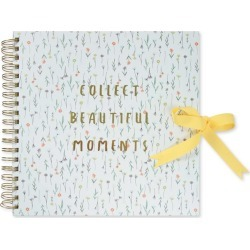Floral Square Scrapbook - White found on Bargain Bro UK from Mountain Warehouse