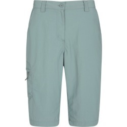 61ae431146a45 Explore Womens Long Shorts - Green found on Bargain Bro UK from Mountain  Warehouse for $21.59