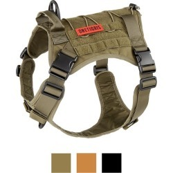 OneTigris Tactical Service Vest Dog Harness found on Bargain Bro from  for $33.99