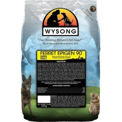 Wysong Epigen 90 Starch Free Dry Ferret Food, 5-lb bag - Chewy.com found on Bargain Bro from  for $27.49