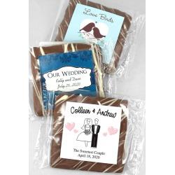 Personalized Chocolate Graham Cracker Style 4097000