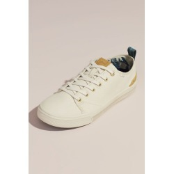 TOMS Canvas Sneakers with Striped Pull-Tab Style 10013407 found on Bargain Bro Philippines from David's Bridal for $17.50