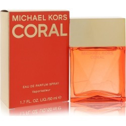 Michael Kors Coral for Women by Michael Kors Eau De Parfum Spray 1.7 oz