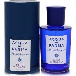 Blu Mediterraneo Mirto Di Panarea for Women by Acqua Di Parma EDT Spray (Unisex) 2.5 oz
