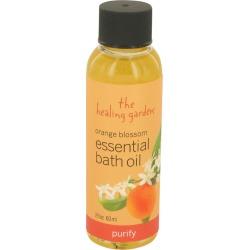 Orange Blossom The Healing Garden for Women by The Healing Garden Purify Bath Oil 2 oz
