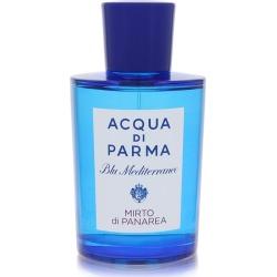 Blu Mediterraneo Mirto Di Panarea for Women by Acqua Di Parma EDT Spray (Unisex-Tester) 5 oz