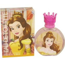Beauty And The Beast for Women by Disney Princess Belle EDT Spray 3.3 oz
