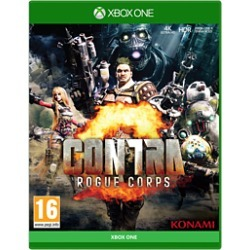 CONTRA: ROGUE CORPS - GAME Exclusive for Xbox One - Preorder