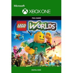 LEGO Worlds Digital Download for Xbox One