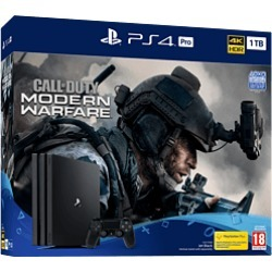 Call of Duty: Modern Warfare 1TB PS4 Pro Bundle for PlayStation 4