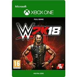 WWE 2K18 Digital Download for Xbox One