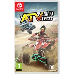 ATV Drifts and Tricks for Switch