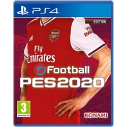 eFootball PES 2020 Arsenal Edition - GAME Exclusive for PlayStation 4