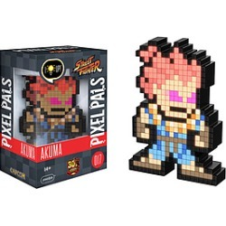 Pixel Pals - Street Fighter - Akuma for Figurines and Sets