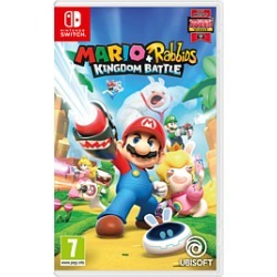 Mario and Rabbids Kingdom Battle for Switch