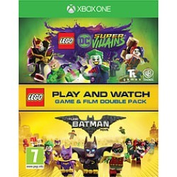 LEGO® DC Super-Villains Game & Film Double Pack for Xbox One